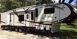 2015 Coachmen Brookstone 357FL