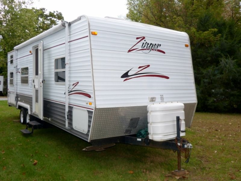 2005 Crossroads Zinger 270bh Travel Trailers Rv For Sale