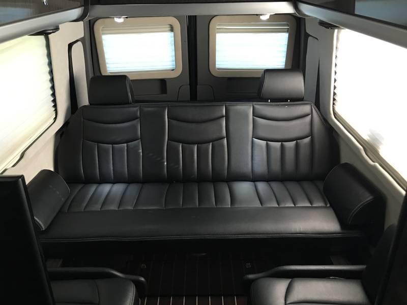 2014 Airstream Interstate EXT 24INTNCV3