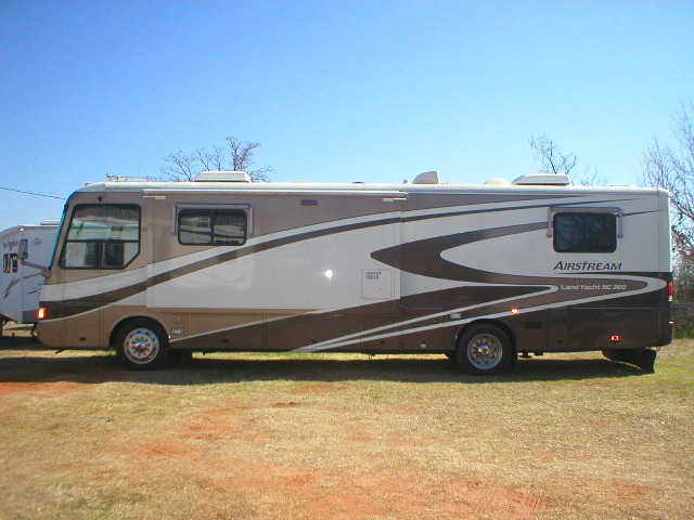 2001 airstream land yacht xc360 class a diesel rv for sale in greer south carolina jay. Black Bedroom Furniture Sets. Home Design Ideas