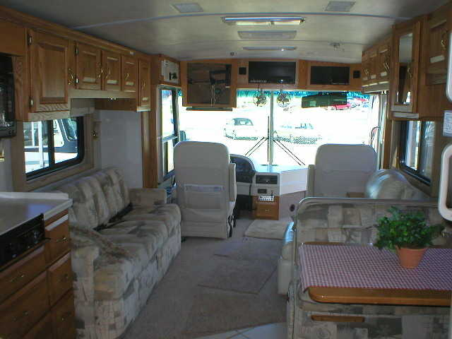 2001 Airstream Land Yacht XC360, Class A - Diesel RV For ...