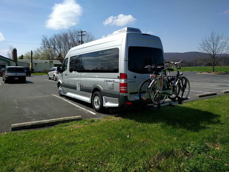 2013 Roadtrek RS Adventurous