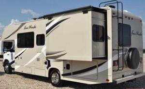 2017 Thor Motor Coach Four Winds 26RB