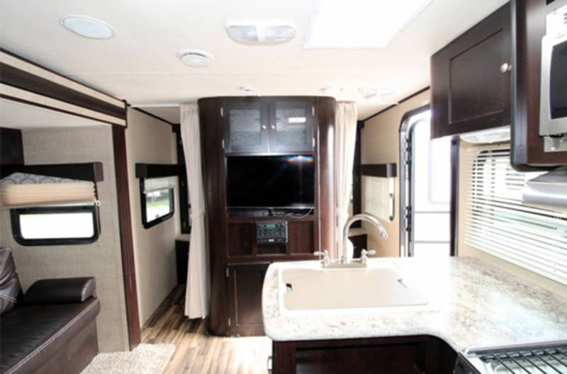 2016 Dutchmen Kodiak Express 286BHSL