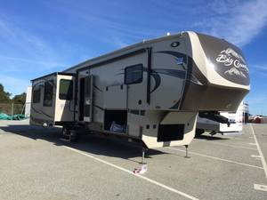 2012 Heartland Big Country 3450TS
