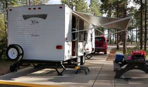 2012 Forest River Wildwood 221RBXL