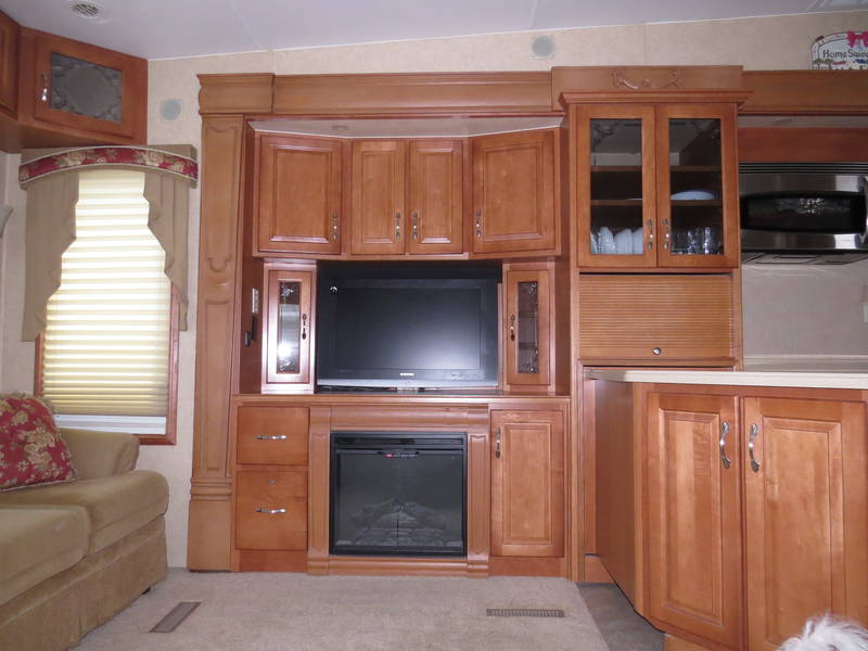 2007 DRV Mobile Suites 36TK3