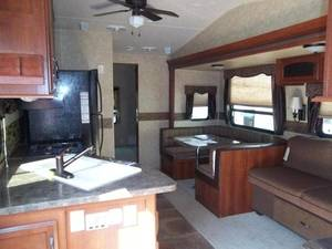 2014 Forest River Wildwood DLX 402QBQ