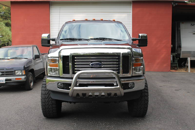 2010 Ford F-350
