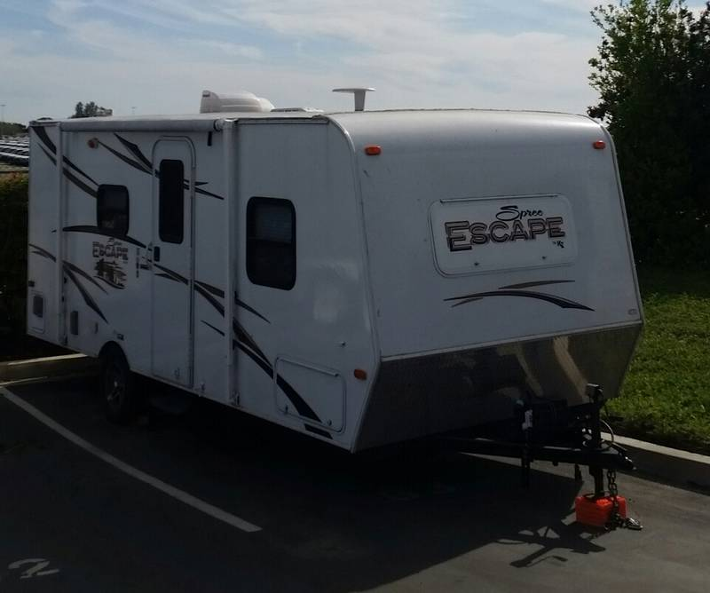 2013 KZ Spree Escape 200S