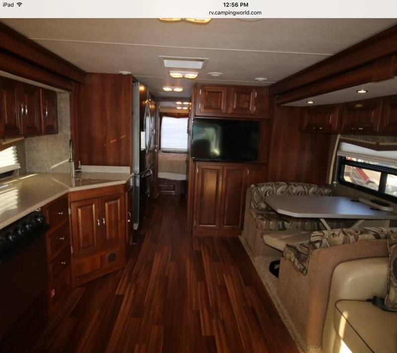 2014 Forest River Georgetown 350TS