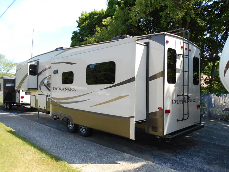 2015 Kz Durango 2500 336re 5th Wheels Rv For Sale In