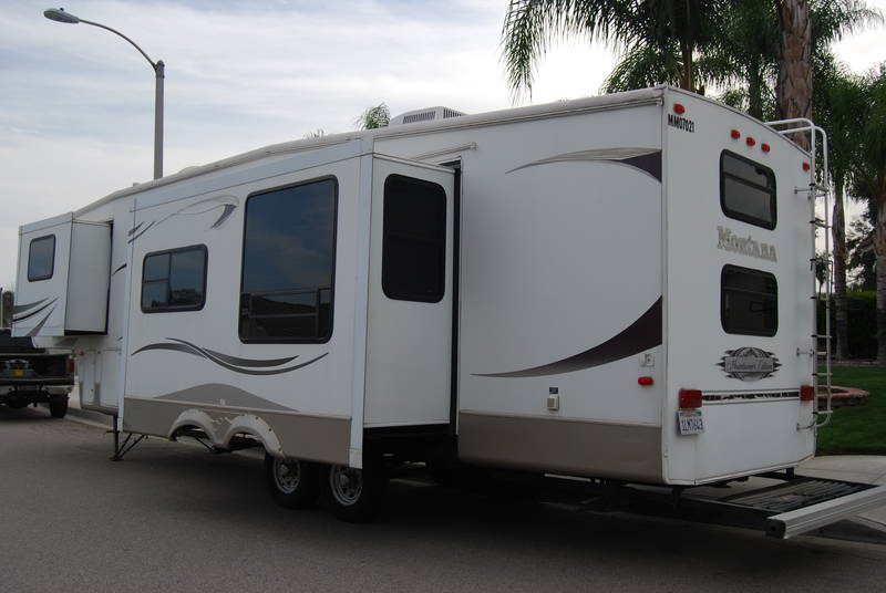2007 Keystone Mountaineer 342PHT