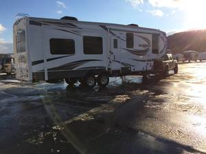 2015 Heartland Bighorn Big Horn 3110RE