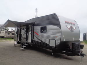 2018 Riverside Travel Trailers RPM 32S