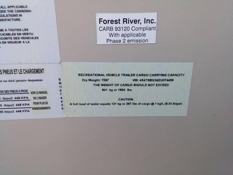 2014 Forest River Salem Hemisphere Lite 312QBUD
