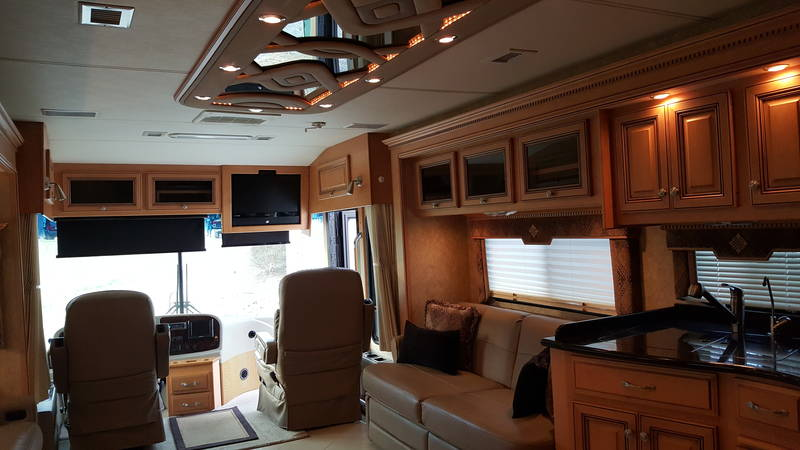 2008 Travel Supreme Envoy 42RB24