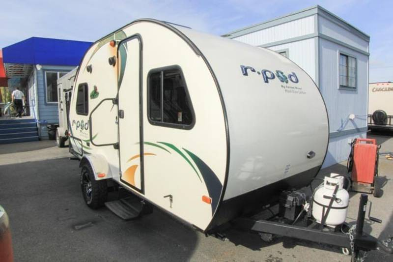 2014 Forest River R-Pod RP-177