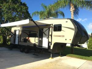 2016 Forest River Cherokee 265B