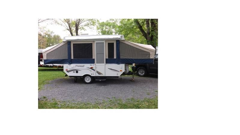 2014 Forest River Flagstaff 206 LTD