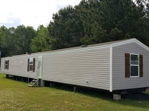 2017 Custom  Eugene 14x80 Single Wide Home