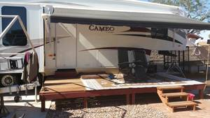 2008 Carriage Cameo 37RE3