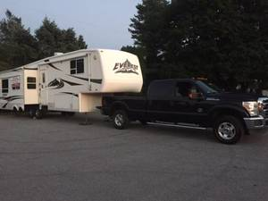 2004 Keystone Everest 323P