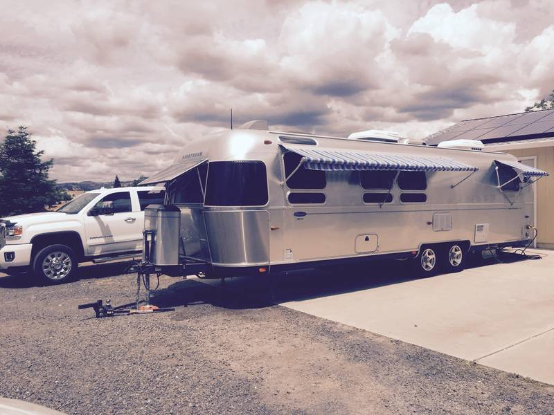 2012 Airstream Classic Limited