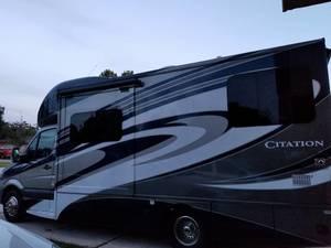 2015 Thor Motor Coach Citation Sprinter 24SR