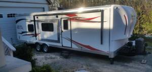 2014 Forest River Work and Play Ultra LIte 275ULSBS