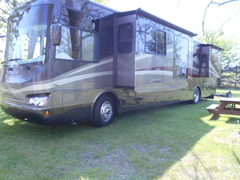 2007 Forest River Charleston 41QS
