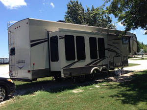 2015 Gulf Stream Sedona 32FRKT Advanced Profile