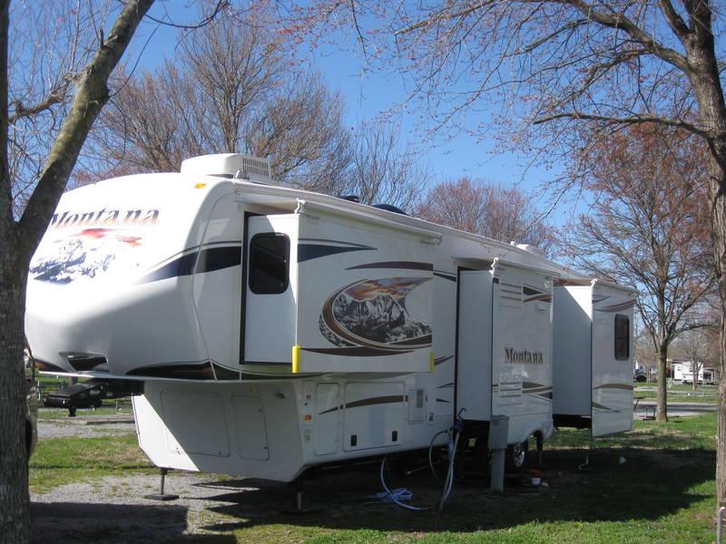 2012 Keystone Montana 3402RL