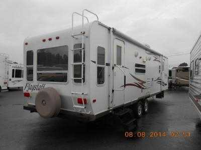 2007 Forest River Flagstaff Classic Super Lite 831RLSS