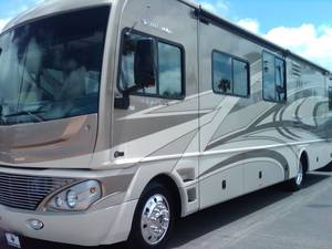 2009 Fleetwood Pace Arrow 36D