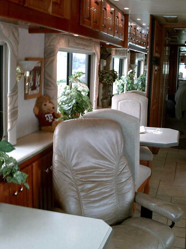 2002 Holiday Rambler Navigator 42SBW