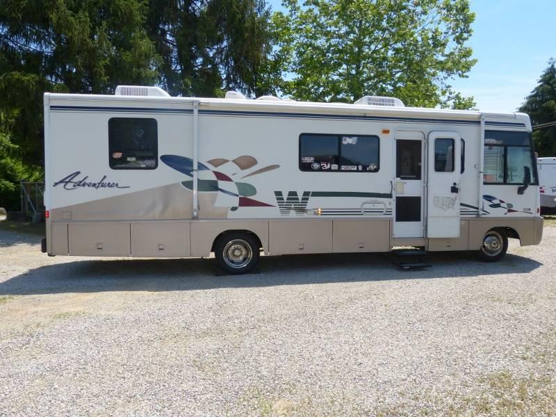 Wonderful Winnebago Adventurer 38j RVs For Sale