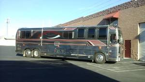 1990 Prevost Country Coach XL II
