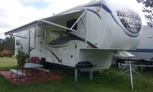 2011 Heartland Bighorn 3385RL