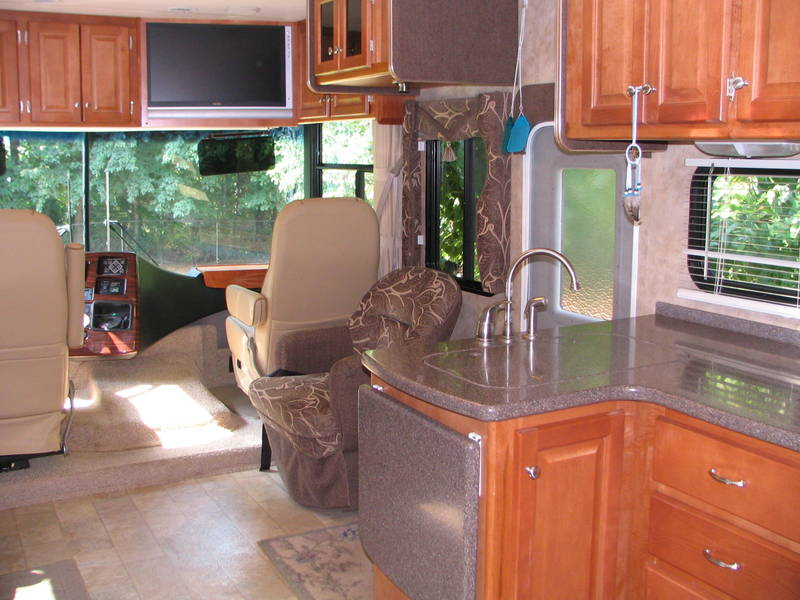 Lastest 2008 Gulf Stream Yellowstone 8359 Class A  Gas RV For