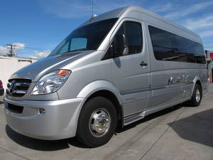 2013 Airstream Interstate 3500 LOUNGE