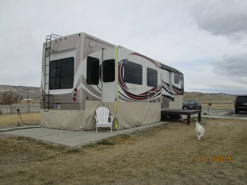 2014 DRV Mobile Suites Estates 39TKSB3