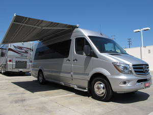 2014 Airstream Interstate Grand Tour