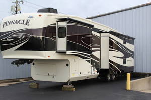 2014 Jayco Pinnacle 36KPTS