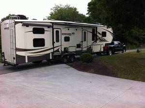 2015 Keystone Mountaineer 350QBQ