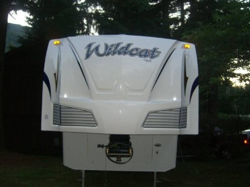 2009 Forest River Wildcat 25RL