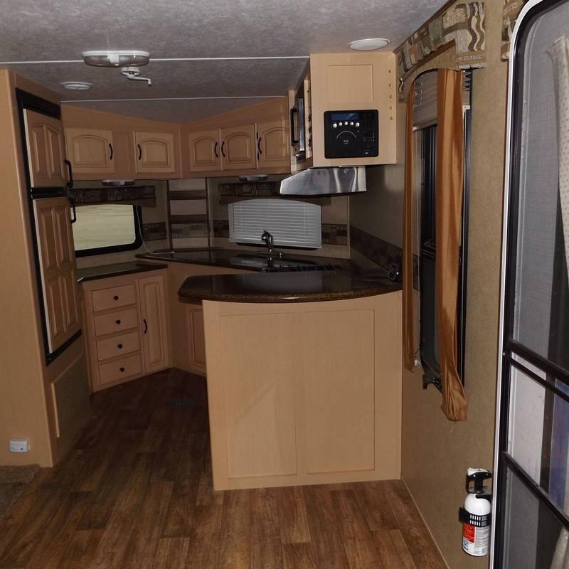 2012 Forest River V-Cross Platinum 32VFKS