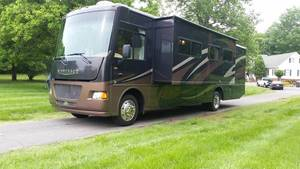 2013 Winnebago Vista WFE35F