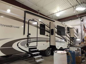 2017 Forest River Riverstone 39FK