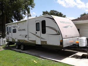 2013 Jayco White Hawk Ultra Lite 27DSRL